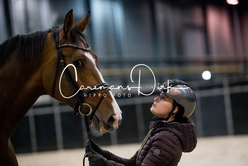 Nieuwenhuis Jeanine, NED, TC Great Lady<br /> The Dutch Masters 2020<br /> © Hippo Foto - Sharon Vandeput<br /> 12/03/20