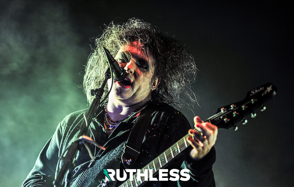 The Cure, Robert Smith, Electric Picnic, 2012