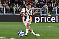 Paulo Dybala of Juventus scoresgoal of 2-0 Gol <br /> Torino 02-10-2018 Juventus Stadium Football Calcio Uefa Champions League 2018/2019 Group H Juventus - Young Boys <br /> Foto Andrea Staccioli / Insidefoto