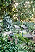 Israel, Jezreel Valley, Kibbutz Geva Cemetery