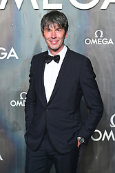 Professor Brian Cox attending the Lost in Space event to celebrate the 60th anniversary of the OMEGA Speedmaster held in the Turbine Hall, Tate Modern, 25 Sumner Street, Bankside, London.