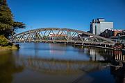 River Walk, Petaluma, Sonoma County, California, USA