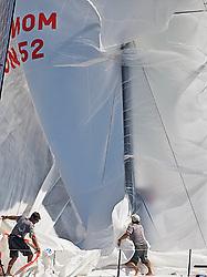 07_008433 © Sander van der Borch. Hyres - FRANCE,  14 September 2007 . BREITLING MEDCUP  in Hyres  (10/15 September 2007). Races 9, coastal.