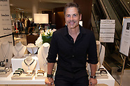 Rob Lowe and Sheryl Lowe at Neiman Marcus