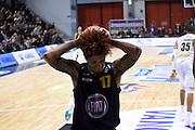 Washington Deron<br /> Vanoli Cremona - Fiat Torino<br /> Lega Basket Serie A 2016/2017<br /> Cremona 12/02/2017<br /> Foto Ciamillo-Castoria