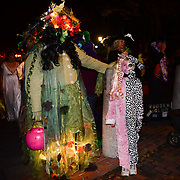Halloween Parade, Portsmouth, NH. 2012
