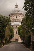 Santa Maria della Consolazione — a Greek cross church in Todi, Umbria, Italy. Full-color version available upon request.