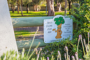 Norma Brandel Gibbs Butterfly Park in Huntington Beach