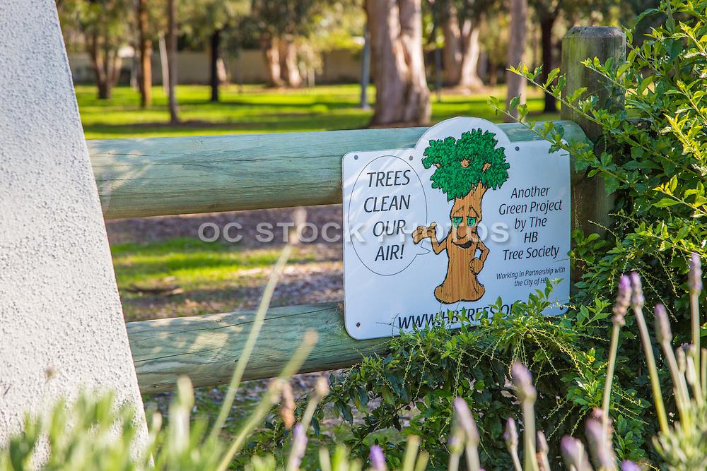 Norma Brandel Gibbs Butterfly Park in Huntington Beach