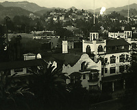 1930 The Hollywood Hotel