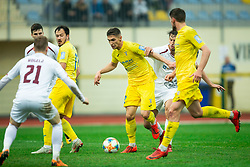 Adam Gnezda Čerin of Domzale during Football match between NK Domzale and NK Triglav in 26th Round of Prva liga Telekom Slovenije 2018/19, on April 10, 2019, in Sports park Domzale, Slovenia. Photo by Vid Ponikvar / Sportida