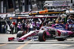 May 25, 2019 - Monte Carlo, Monaco - Motorsports: FIA Formula One World Championship 2019, Grand Prix of Monaco, .#18 Lance Stroll (CAN, Racing Point F1 Team) (Credit Image: © Hoch Zwei via ZUMA Wire)
