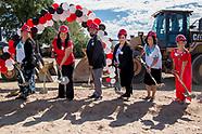 Chasse Building Team - Frank Elementary School Groundbreaking Event