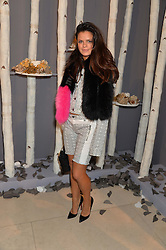 BIP LING at a Dinner to celebrate the launch of the Mulberry Cara Delevingne Collection held at Claridge's, Brook Street, London on 16th February 2014.