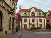 The Princes Czartoryski Museum – is a historic museum in Kraków, Poland, and one of the country's oldest museums.<br /> On Pijarska Street