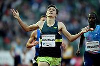 Friidrett , 15. juni 2017 ,  Diamond League , Bislett Games<br /> Jake Wightman , GBR winner 1500 m
