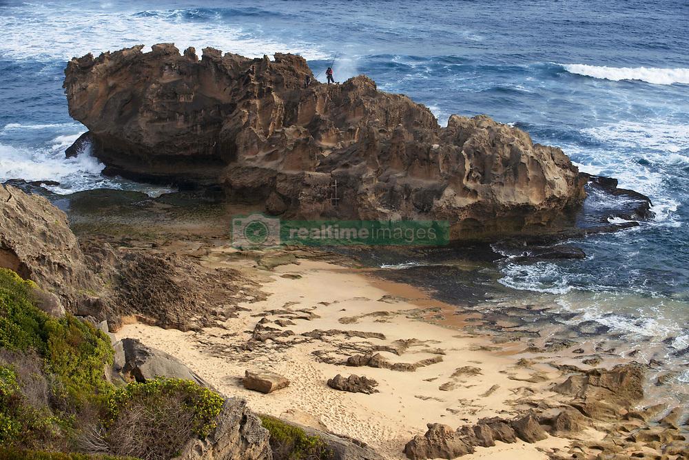 September 30, 2018 - South Africa - Coastal beach on Garden Route, Brenton-on-Sea, Eden District Municipality, Western Cape Province, Republic of South Africa (Credit Image: © Sergi Reboredo/ZUMA Wire)