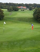 SAINT OMER (France) - Hole 10. AA Saint-Omer Golf Club. Copyright Koen Suyk