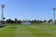 General view of McLean Park in the Plunket Shield Cricket match, Central Districts v Canterbury, McLean Park, Napier, Tuesday, April 06, 2021. Copyright photo: Kerry Marshall / www.photosport.nz