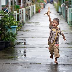 Tsunami recovery +10, Indonesia