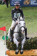 As Is ridden by Andrew Nicholson in the Equi-Trek CCI-L4* Cross Country during the Bramham International Horse Trials 2019 at Bramham Park, Bramham, United Kingdom on 8 June 2019.