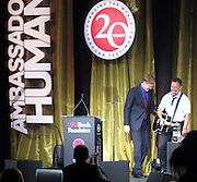Celebrities at the USC Shoah Foundation's 20th Anniversary Gala at the Hyatt Regency Century Plaza in LA.  <br /><br />Pictured: Conan O'Brien and Bruce Springsteen<br />Ref: SPL750371  070514  <br />Picture by: Splash News<br /><br />Splash News and Pictures<br />Los Angeles:310-821-2666<br />New York:212-619-2666<br />London:870-934-2666<br />photodesk@splashnews.com