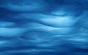 Mammatus cloud formations, Baxter County, Arkansas.