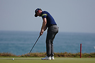 Connor Syme (SCO) on the 9th during Round 3 of the Oman Open 2020 at the Al Mouj Golf Club, Muscat, Oman . 29/02/2020<br /> Picture: Golffile | Thos Caffrey<br /> <br /> <br /> All photo usage must carry mandatory copyright credit (© Golffile | Thos Caffrey)
