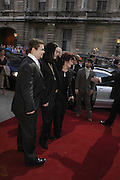 Jack Osbourne Ozzy Osbourne and Sharon Osbourne, The 7th GQ Man of the Year Awards, Royal Opera House. 7 September 2004. In association with Armani Mania. SUPPLIED FOR ONE-TIME USE ONLY-DO NOT ARCHIVE. © Copyright Photograph by Dafydd Jones 66 Stockwell Park Rd. London SW9 0DA Tel 020 7733 0108 www.dafjones.com