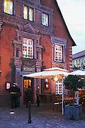 little venice jys restaurant terrace q de la poissonnerie colmar alsace france