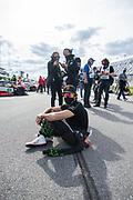 January 30-31, 2021. IMSA Weathertech Series. Rolex Daytona 24h:  #19 GRT Grasser Racing Team, Lamborghini Huracan GT3, Albert Costa