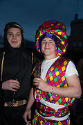 PATCH ADAMS; WILL ADAMS, Alice Manners 18th   birthday. Belvoir Castle, Grantham. 12 April 2013.