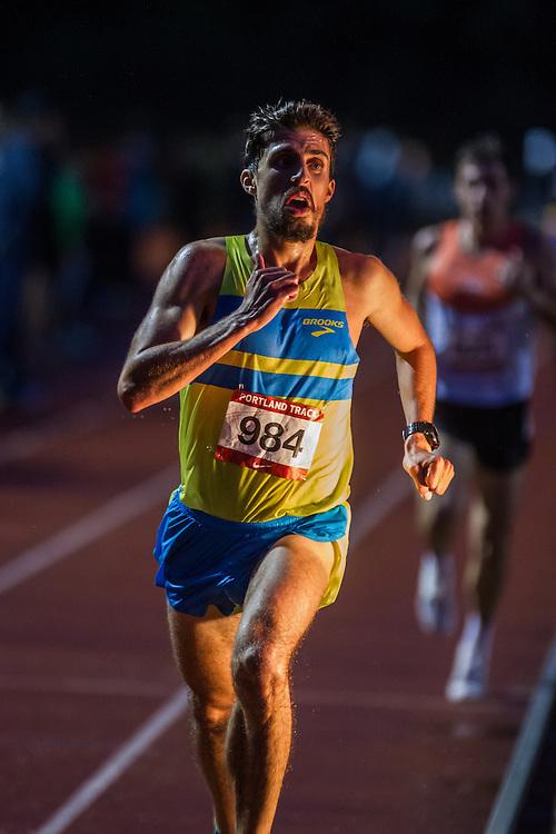 Raneri, John Brooks  Men's 5,000m  Run