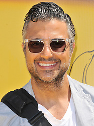 """Jaime Camil arrives at the """"Despicable Me 3"""" Los Angeles Premiere held at the Shrine Auditorium in Los Angeles, CA on Saturday, June 24, 2017.  (Photo By Sthanlee B. Mirador) *** Please Use Credit from Credit Field ***"""