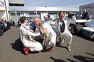 Silverstone Classic 2011 Media day