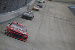 October 7, 2018 - Dover, Delaware, United States of America - Ross Chastain (15) battles for position during the Gander Outdoors 400 at Dover International Speedway in Dover, Delaware. (Credit Image: © Justin R. Noe Asp Inc/ASP via ZUMA Wire)