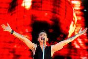 © Filippo Alfero<br /> Milano, 18/06/2009<br /> spettacolo<br /> Depeche Mode in concerto<br /> Nella foto: Dave Gahan<br /> <br /> © Filippo Alfero<br /> Milan, Italy, 18/06/2009<br /> entertainment<br /> Depeche Mode in concert<br /> In the photo: Dave Gahan