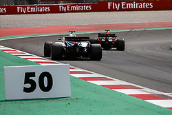 May 13, 2018 - Barcelona, Catalonia, Spain - 18 Lance Stroll from Canada with Williams F1 Mercedes FW41 during the Spanish Formula One Grand Prix at Circuit de Catalunya on May 13, 2018 in Montmelo, Spain. (Credit Image: © Xavier Bonilla/NurPhoto via ZUMA Press)