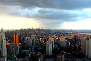 New York City, from the 60th floor of the Chase Building