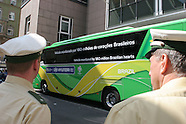 2006.06.30 World Cup: Brazil Team Bus