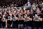 DESCRIZIONE : Trento Lega A 2014-15 Playoff Quarti di Finale Gara 1 Dolomiti Energia Trento Banco di Sardegna Sassari<br /> GIOCATORE : tifosi<br /> CATEGORIA : tifosi<br /> SQUADRA : Dolomiti Energia Trento<br /> EVENTO : Lega A 2014-2015 Playoff Quarti di Finale Gara 1<br /> GARA : Dolomiti Energia Trento Banco di Sardegna Sassari<br /> DATA : 18/05/2015<br /> SPORT : Pallacanestro<br /> AUTORE : Agenzia Ciamillo-Castoria/M.Marchi<br /> Galleria : Lega Basket A 2014-2015 <br /> Fotonotizia: Trento Lega A 2014-15 Playoff Quarti di Finale Gara 1 Dolomiti Energia Trento Banco di Sardegna Sassari