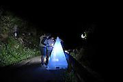 Lichtfalle - GEO-Tag der Artenvielfalt im Nationalpark Hohe Tauern 2013.