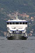 Italy, Lombardy, Lake Como ferryboat