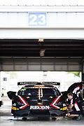 June 24-26, 2021: Lamborghini Super Trofeo: Watkins Glen International. 23 Luke Berkeley, Dream Racing Motorsport, Lamborghini Broward, Lamborghini Huracan Super Trofeo EVO, DR23