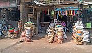 Shop in Jabalpur, Madhya Pradesh, India.