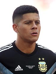 Argentina's Marcos Rojo