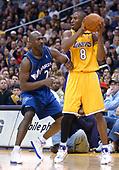 NBA-Washington Wizards at Los Angeles Lakers-Mar 31, 2003
