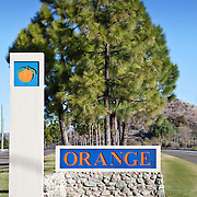 Orange, Yorba Linda & Placentia Stock Photography