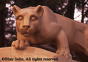 Susquehanna Valley, PA Penn State University Campus, Nittany Lion