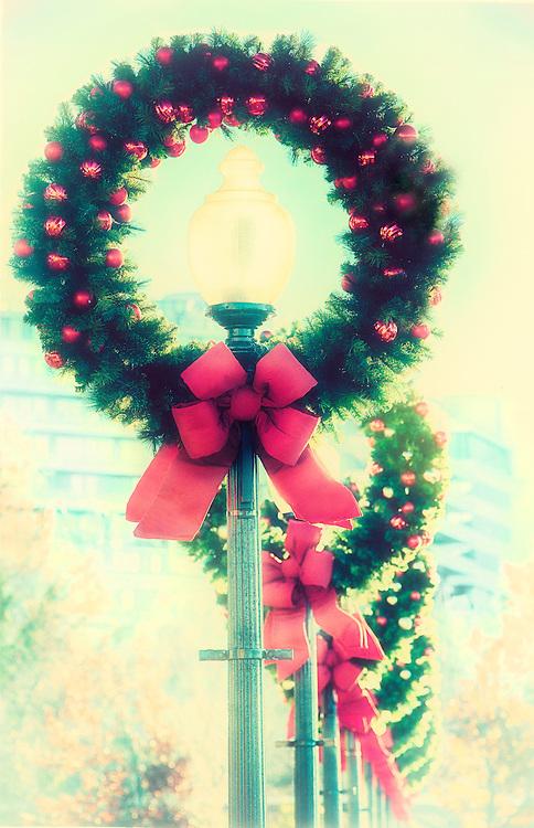 wreaths in goergetown